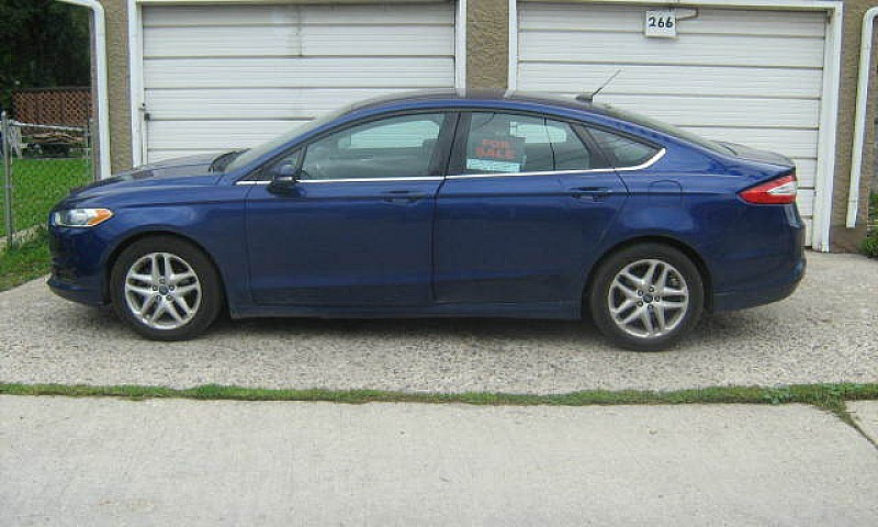 2013 Ford Fusion...