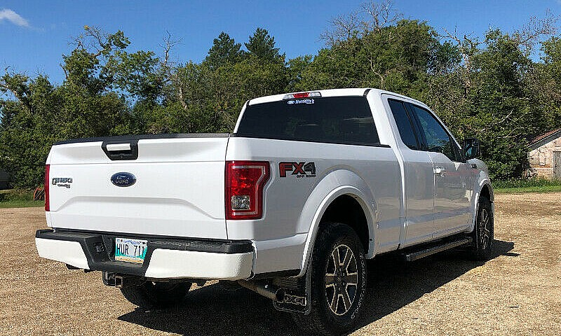 2017 Ford F-150 Supe...